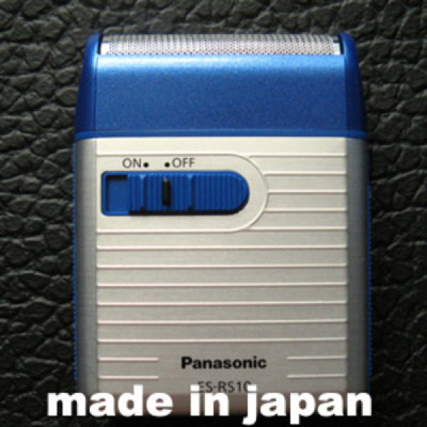일본산 파나소닉 면도기/ 건전지식 휴대용 /여행용 상품이미지