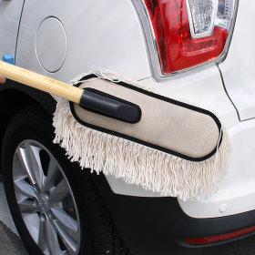 먼지털이개 차량용 먼지털이 자동차 -가방고급