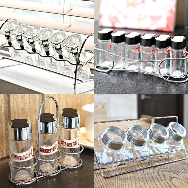 GLASS 유리양념통-양념병/밀폐용기/조미료통 상품이미지