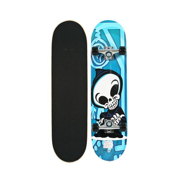 컴플릿 스케이트보드 메이플데크 ABEC-5 베어링 상품이미지
