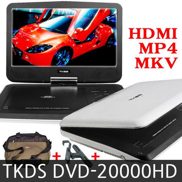 TKDS DVD-20000HD/휴대용DVD플레이어/HDMI지원/학습용 상품이미지