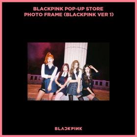 YG E-SHOP - Blackpink pop-up store photo frame