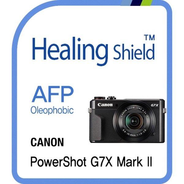 캐논 파워샷 G7X Mark II 올레포빅 액정보호필름 2매 상품이미지