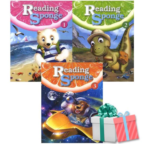 Reading Sponge 1 ~3 / 전3권+미니노트증정 상품이미지