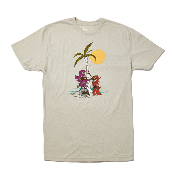 작고 으스대는 베이가 티셔츠 상품이미지