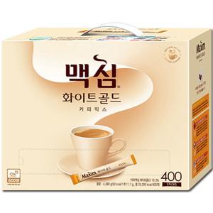 [맥심]맥심 화이트골드 커피믹스 400T /모카골드/대용량