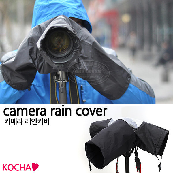 KOCHA 카메라 레인커버 방수커버 DSLR 카메라용품 상품이미지