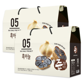 jeupjaeng-i Black Garlic Juice 2 boxes 60 pouches Black Garlic Extract for health