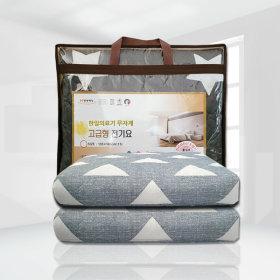 New한일 전기장판 중-2인용/전기매트/캠핑용/가정용