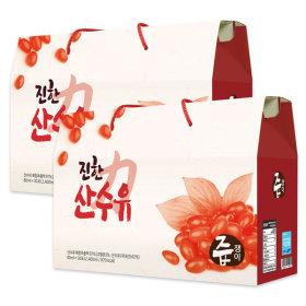 jeupjaeng-i Cornus fruit juice 2 boxes 60 pouches