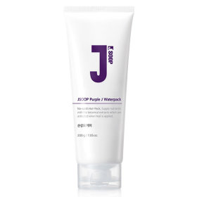JSOOP Purple J Waterpack / no need to wash off /treatment
