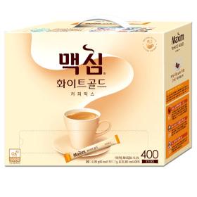 화이트골드 커피믹스 400T /연아의커피/쿠폰가36900원