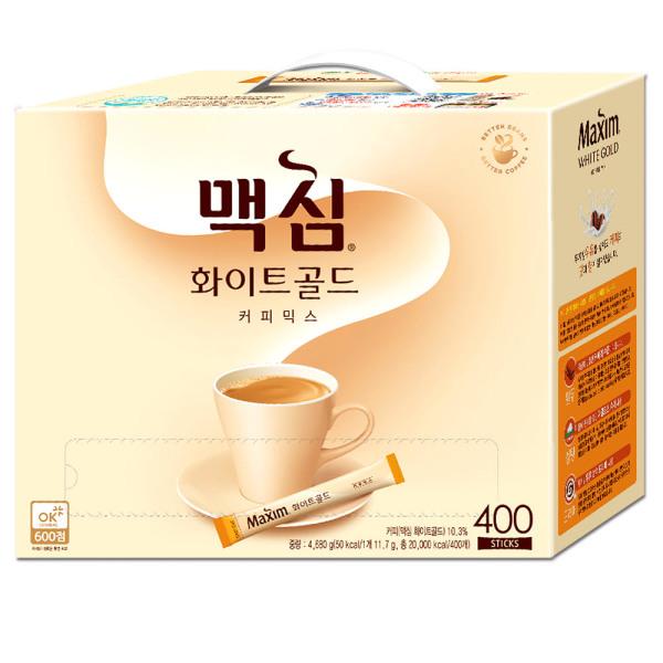 화이트골드 커피믹스 400T /커피 상품이미지