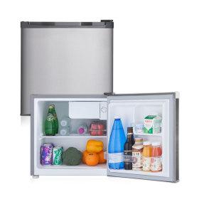 미니냉장고 46L 1등급 예쁜 원룸 소형 냉장고 메탈BL