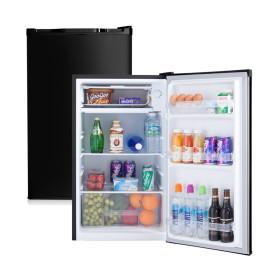 미니냉장고 92L 1도어 1등급 이쁜 소형 냉장고 블랙