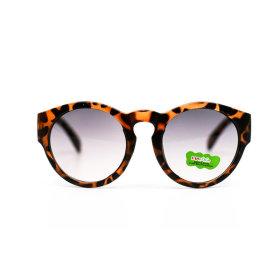 선글라스 공용 아동 어린이 키즈 : 라운드형 올블랙