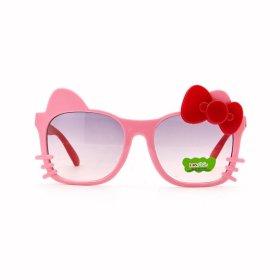 선글라스 공용 아동 어린이 키즈 : 리본형 핑크