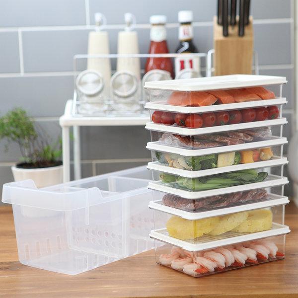 냉장고정리 고급형A/밀폐용기 소분 반찬통 플라스틱 상품이미지