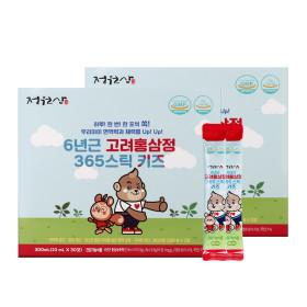 6년근 홍삼정 365스틱 키즈 홍삼스틱 어린이홍삼