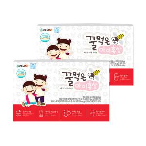 고철남홍삼 품은 야관문 스틱 10ml x 30포 1+1