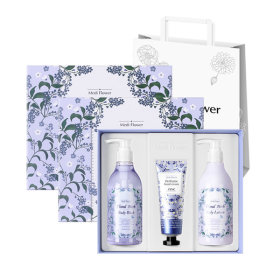 Floral Herb Body Care Gift Set/Thank you gift