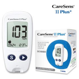 케어센스2플러스 혈당측정기 세트 (시험지10매+침10개)