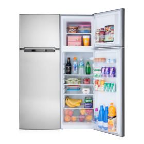 소형냉장고 168L 일반 미니 예쁜 소형 냉장고 메탈