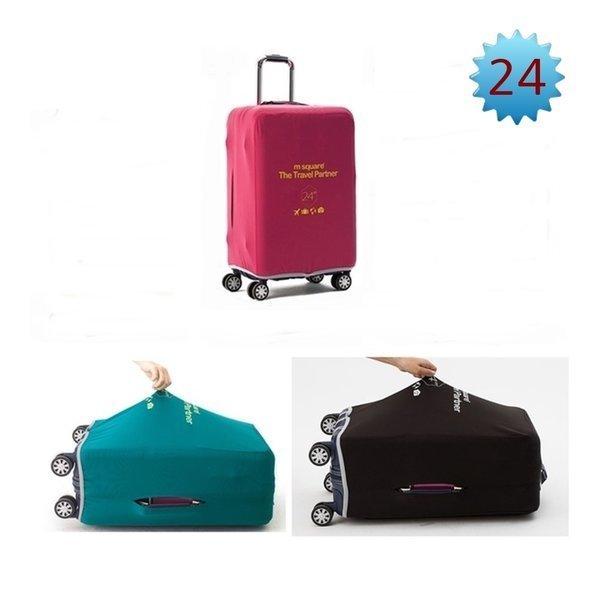여행용 캐리어커버 20 24 28 인치 여행가방 보호커버 상품이미지