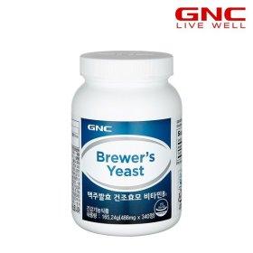 맥주 발효 건조효모 비타민 B1  (340정) 42일분/공식몰