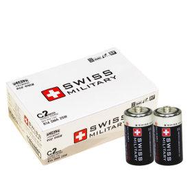 스위스 망간 건전지 C형x24알/ R14/ 1.5V/박스/배터리