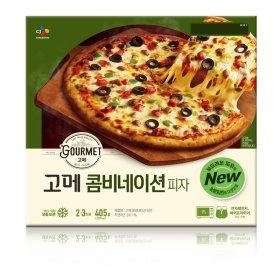 씨제이_고메그릴피자콤비네이션_415G