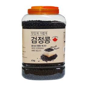 검정강낭콩_4KG 통