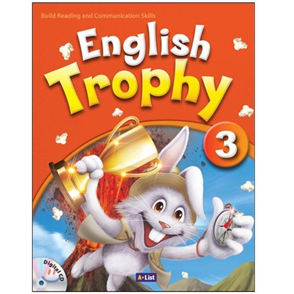 English Trophy 3 잉글리쉬 트로피 상품이미지