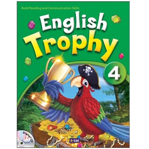 English Trophy 4 잉글리쉬 트로피 상품이미지