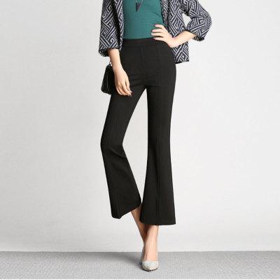 ~4XL/Large/Banded Waist Pants/Slacks/Wide-Leg Pants/Bootcut