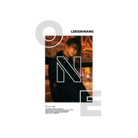 LEEGIKWANG - One [1st Mini Album] Sep 5