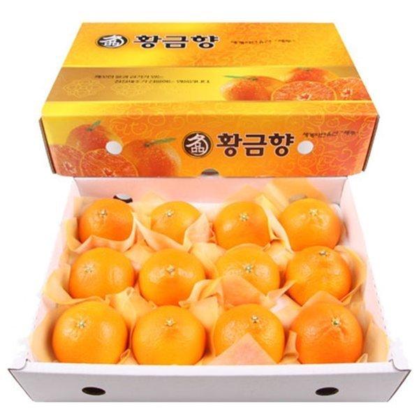 무료배송 제주 황금향 3kg 특대(11~13과)/제주도직송 상품이미지