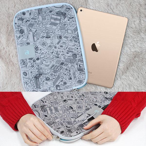 10인치형 태블릿 파우치 /스크래치방지 아이패드 프로 상품이미지