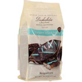 Daskalides Caramel n Sea Salt chocolate 1.5kg/COSTCO