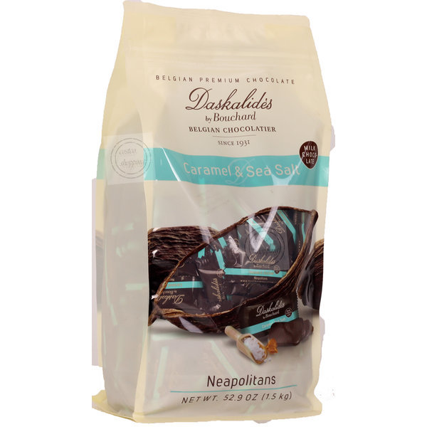 다스칼리데스 카라멜 씨솔트 초콜릿 1.5kg/코스트코 상품이미지