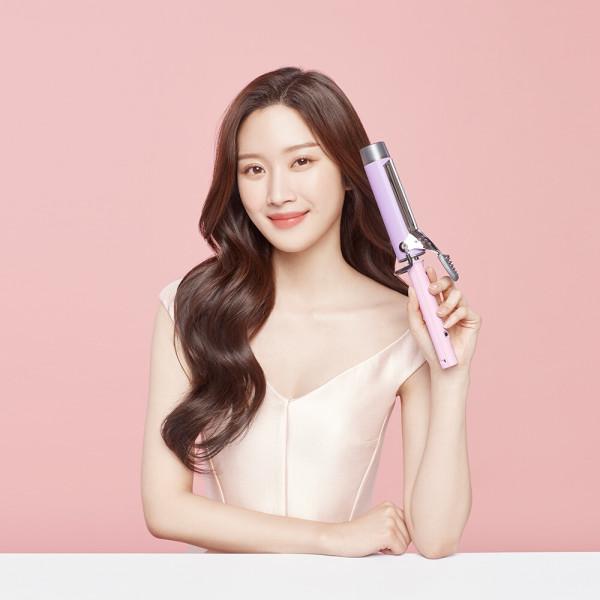 VC17SVL - 아이롱/아이론/봉고데기 32mm 바이올렛 상품이미지