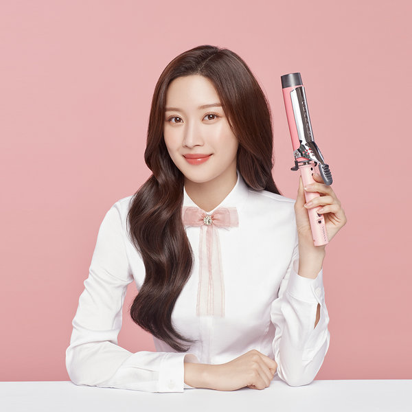 VC17LPK - 아이롱/아이론/봉고데기 40mm 핑크 상품이미지