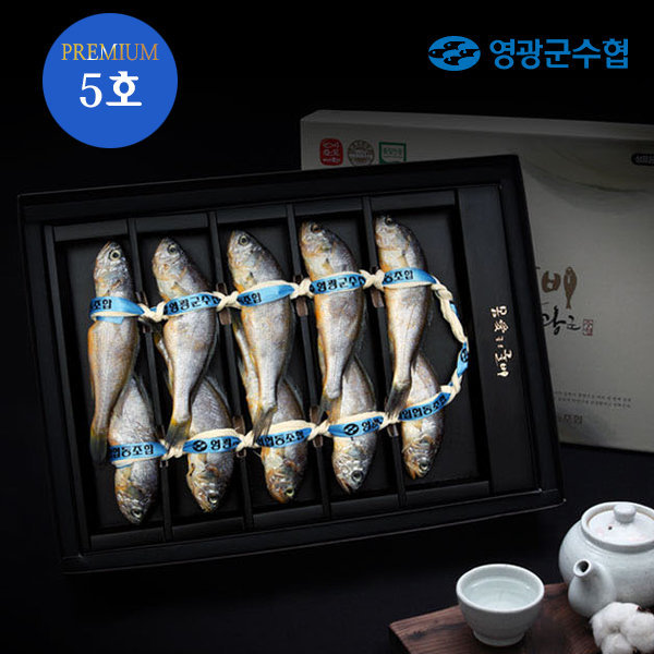 영광군수협 직배송 영광굴비 프리미엄 오가5호 2.3kg
