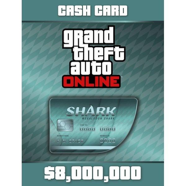 PC GTA5 샤크카드 800만 달러 락스타  24시간 발송 상품이미지