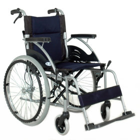 E2/휠체어/수동휠체어/알루미늄 휠체어/가벼운 휠체어