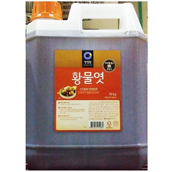 황물엿(대상 10K)/물엿 청정원 상품이미지