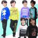 주니어남아 봄 티셔츠 후드티 초등학생 옷 주니어의류 상품이미지