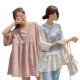 로로텐 레이스/셔츠/블라우스/남방/빅사이즈 여성의류 상품이미지
