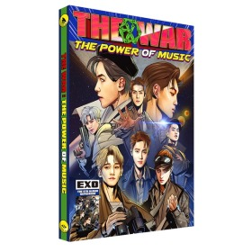 (Korean) EXO - The War : The Power Of Music [4th AlbumRepackage] Sep 6