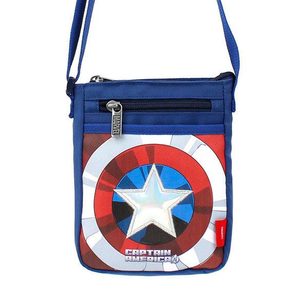 캡틴아메리카 방패 폰크로스크로스백 아동용가방 상품이미지